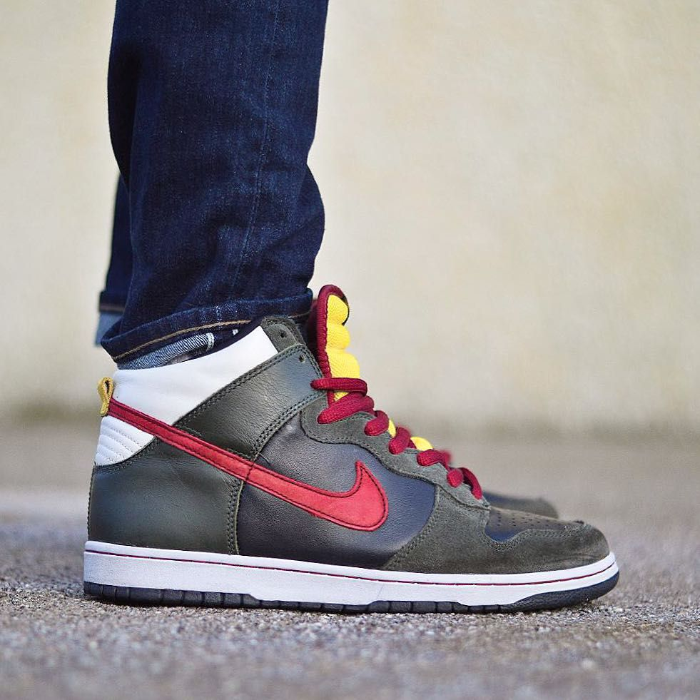 sports shoes 2d282 5fd71 Nike Dunk High Pro SB