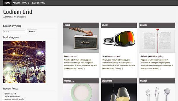 Best New Free WordPress Themes 2014 | Wordpress Themes | Pinterest ...