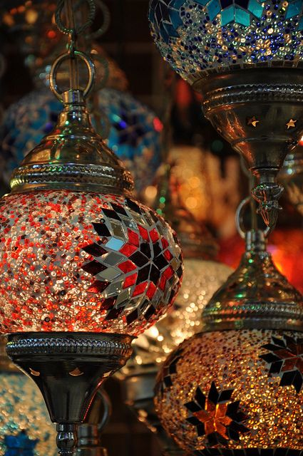 Turkish Lamps by Colin McLurg on...