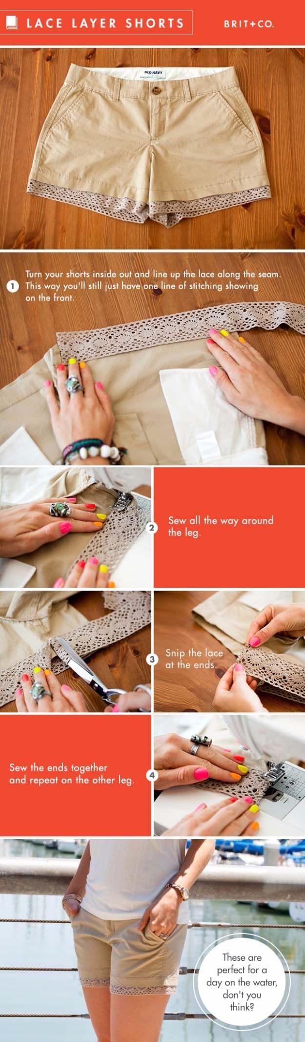 Cool diy fashion ideas costura ropa y reciclado cool diy fashion ideas solutioingenieria Image collections