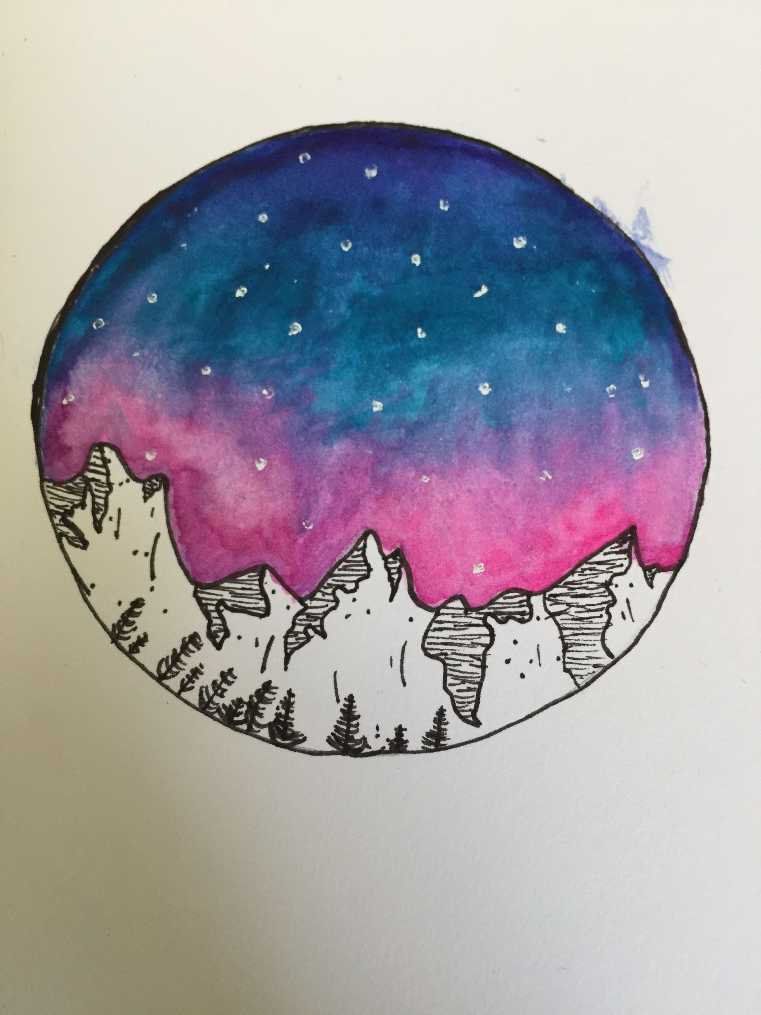 Schöne wie bilder man malen kann Bilder Zum