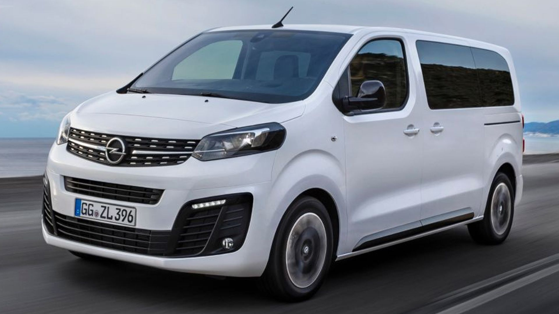 2020 Opel Zafira Life Opel Gmc Motorhome Multi Purpose Vehicle