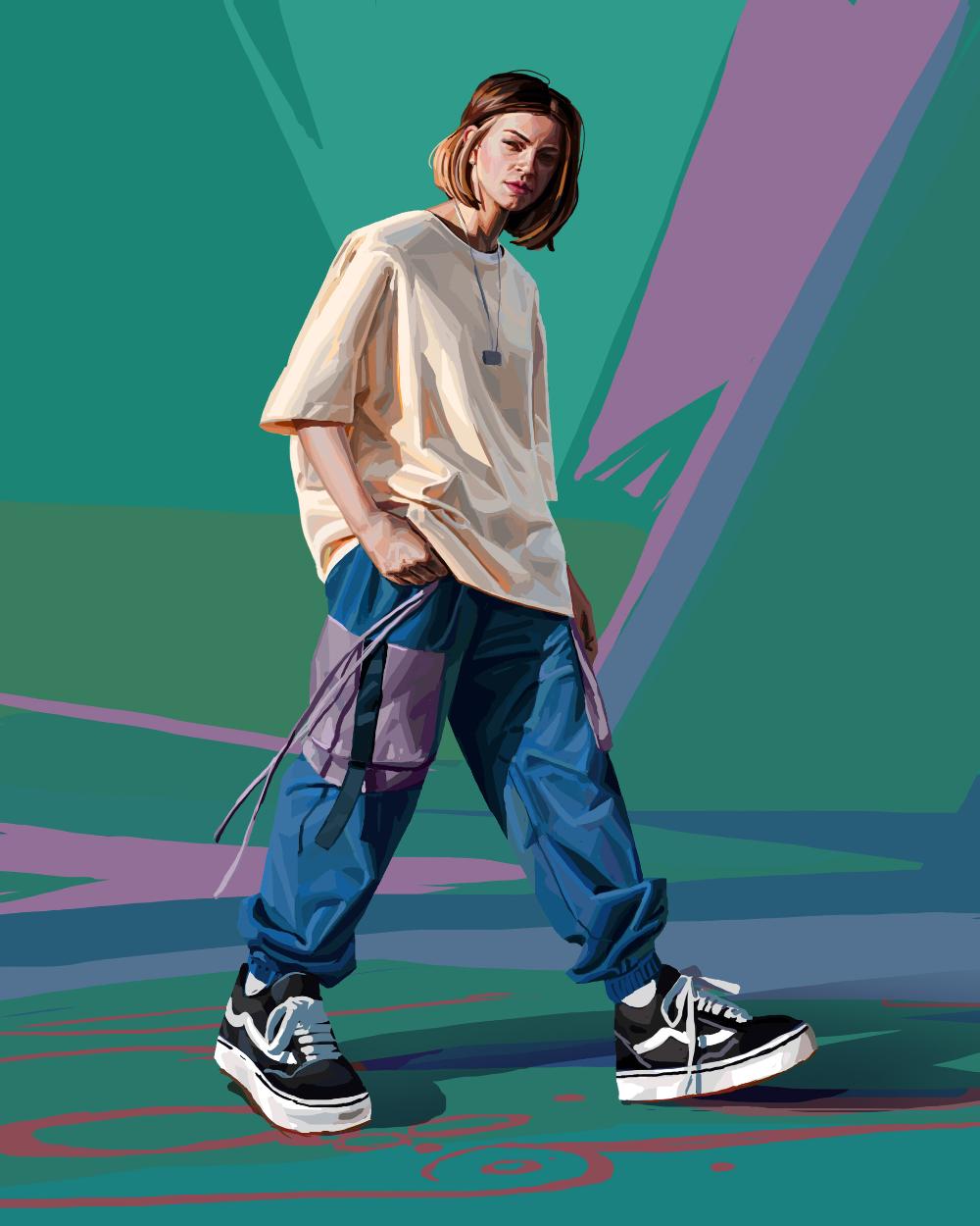 Style 62, Daniel Clarke
