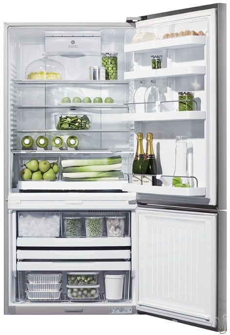 Summit Ffbf285ss Fridge Freezers Bottom Freezer Refrigerator Fisher And Paykel Fridge
