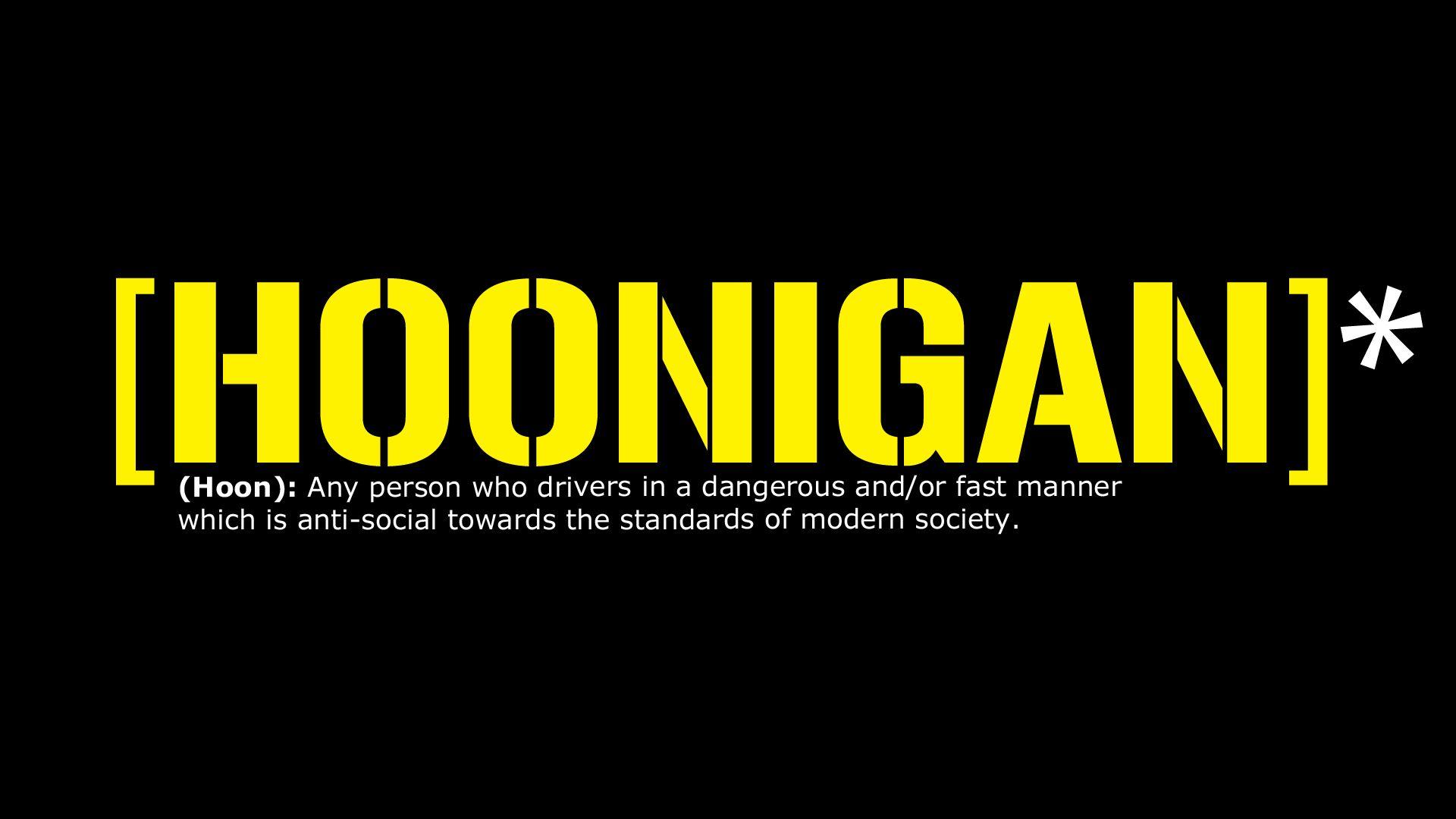 Hoonigan Mustang Monster