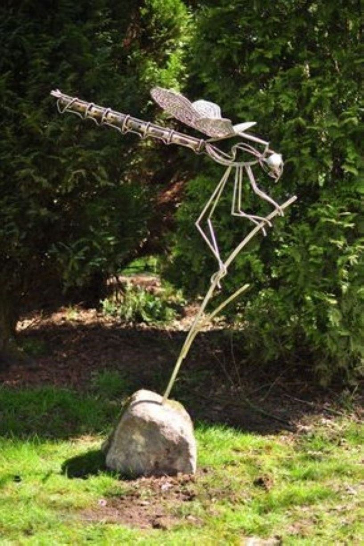 metal sculpture wall art outdoor
