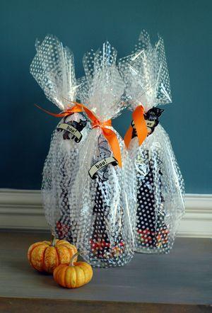 halloween packaging
