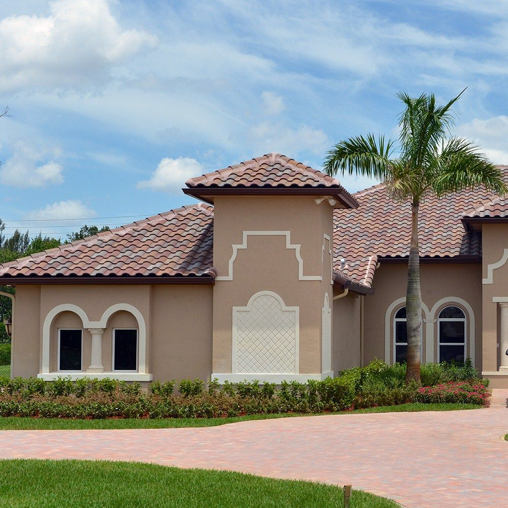 Inspiration Roofing Boral Usa Barcelona Florida Blend Roofing Roof Colors Roof Tiles