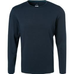 Photo of Daniel Hechter long-sleeved shirt men, microfiber, blue Daniel Hechter