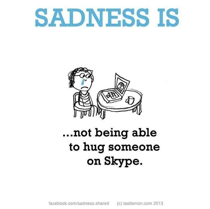 Skype Love Quotes: I Like This Photo And I Feel Its Relation Is Very