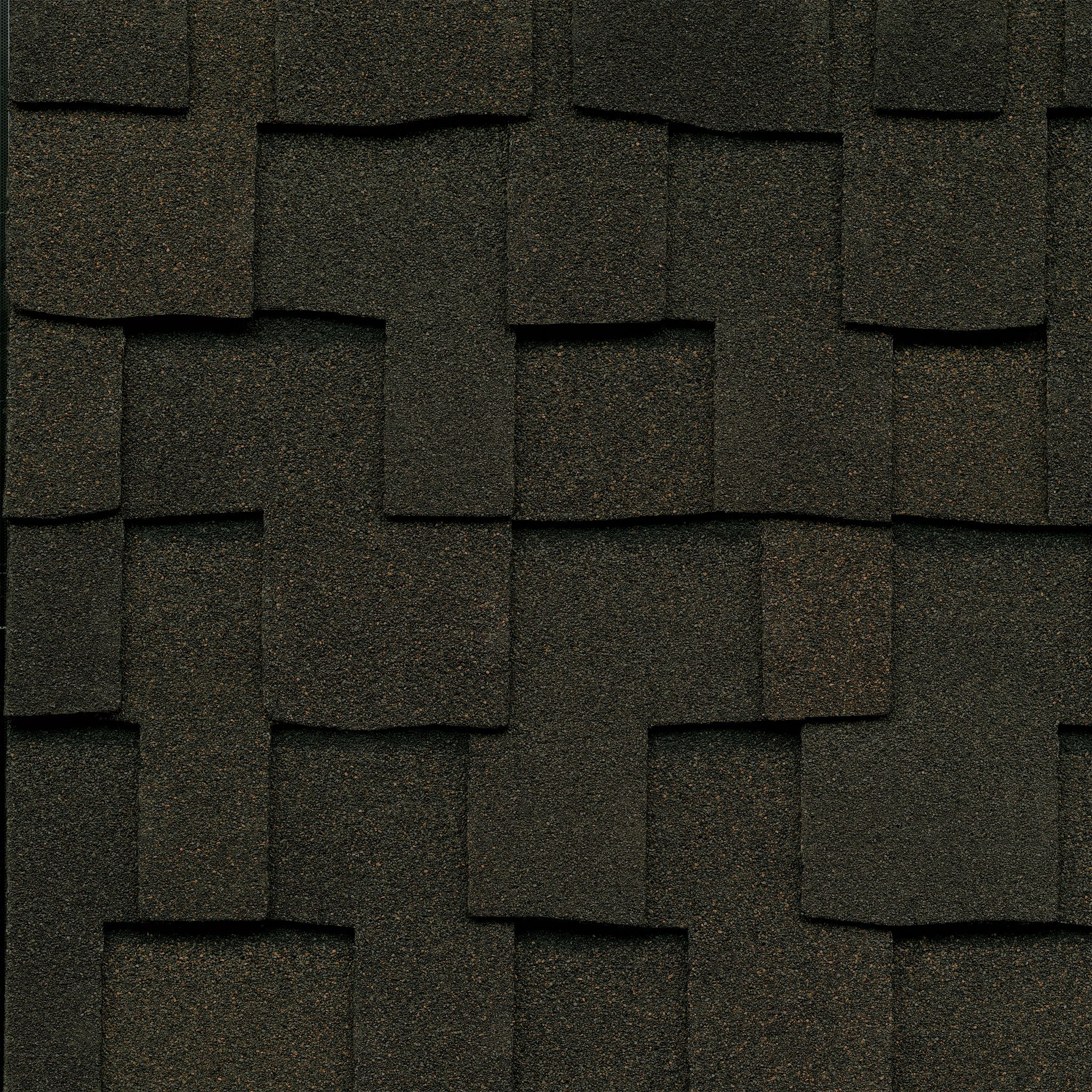 Best Gaf Grand Sequoia Shingle Autumn Brown Architectural 400 x 300