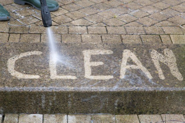 5 Rules to Pressure Washing Your Home Pressure Washing services in ...