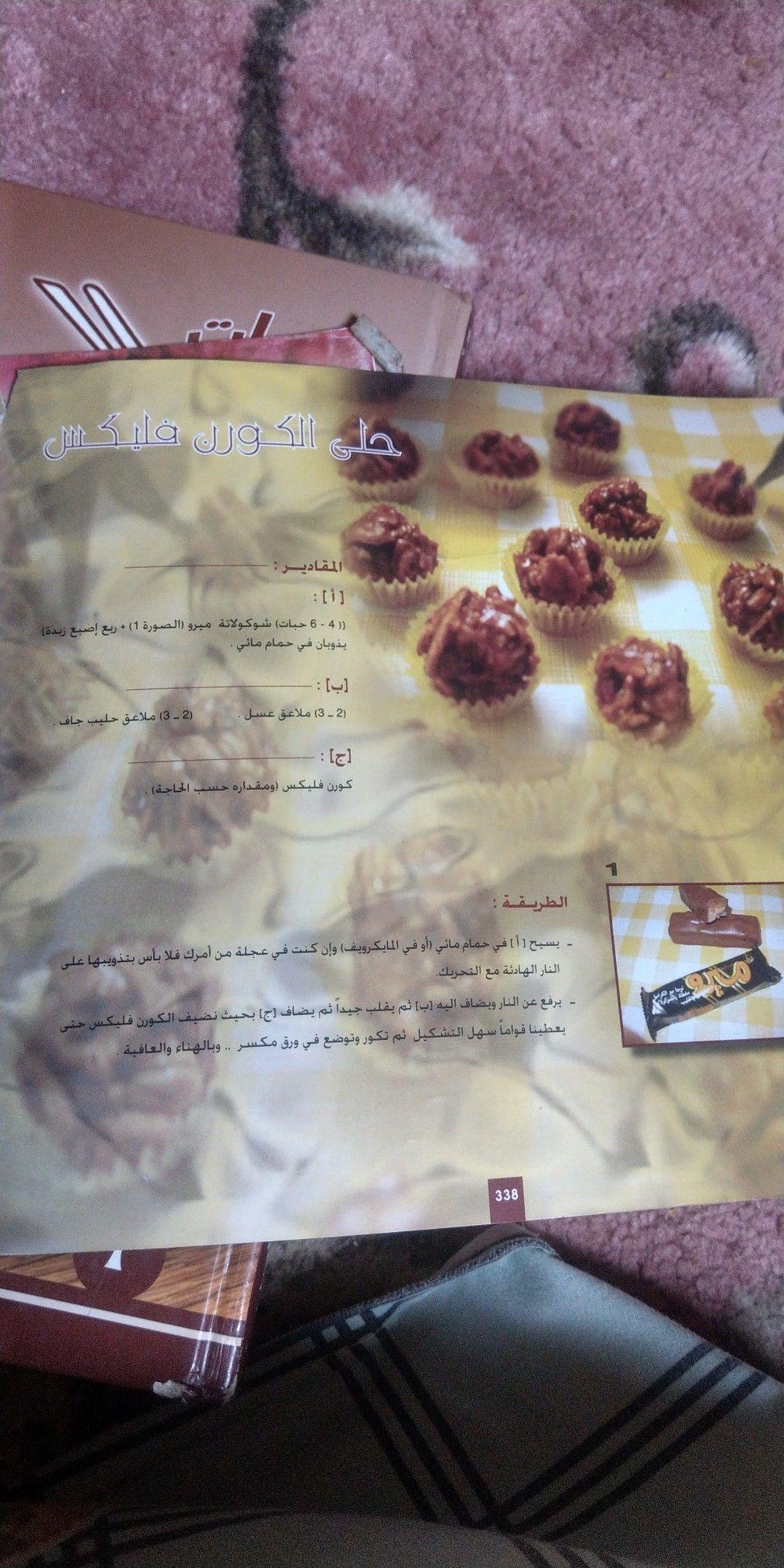 Pin By Koka Zamalek On وصفات Breakfast Food Muffin