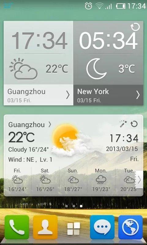 GO Weather Forecast & Widgets Premium v4 50 apk Requirements: 2 2