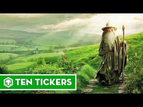 Top 10 bộ phim phiêu lưu hay nhất mọi thời đại | Ten Tickers Theater 15