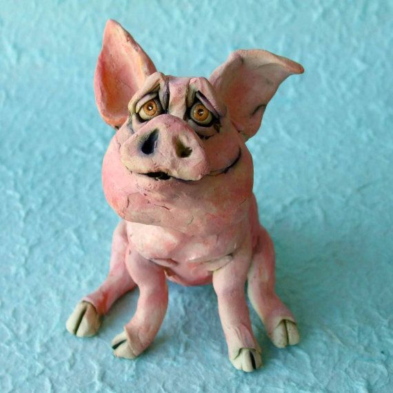 Pink Pig Anyone?