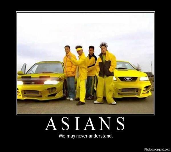 Asian gang colors