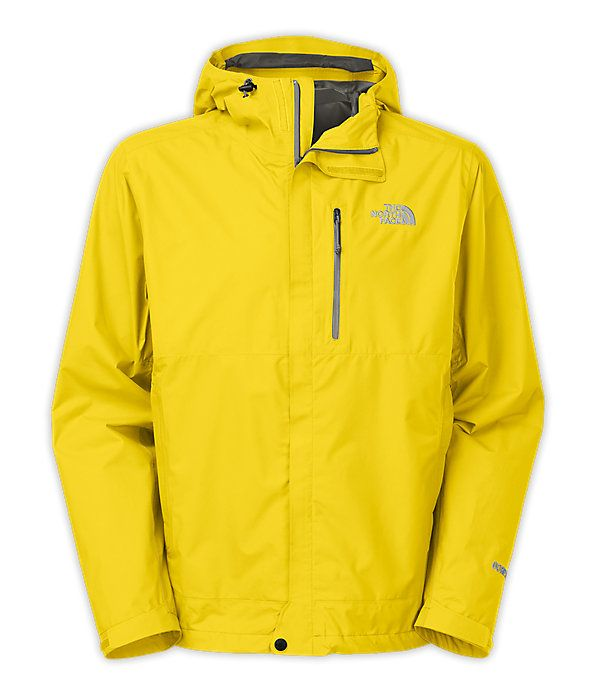 aa18163fc The North Face Men's Jackets & Vests RAINWEAR MEN'S DRYZZLE JACKET ...