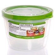 Easy Open 10pc Food Storage Container Set