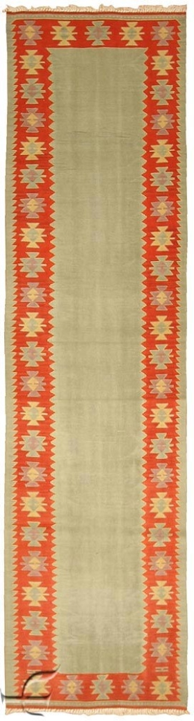 Turkish Rug - Ushak Kilim