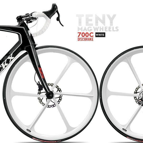 700c Road Bike Disc Brake Wheelset For Sram Shimano 8 9 10 11