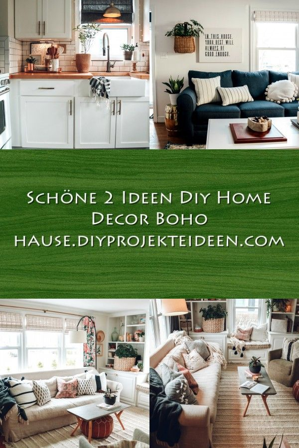 #dekorideen Schöne 2 Ideen Diy Home Decor Boho