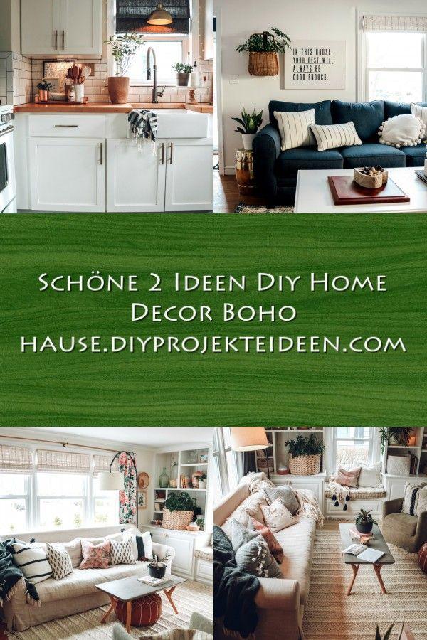 #dekorideen Schöne 2 Ideen Diy Home Decor Boho