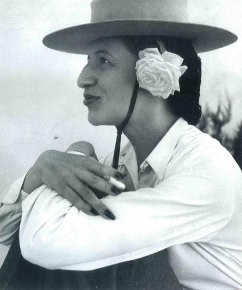 Before The Devil Wears Prada , before Anna Wintour, there was Diana Vreeland