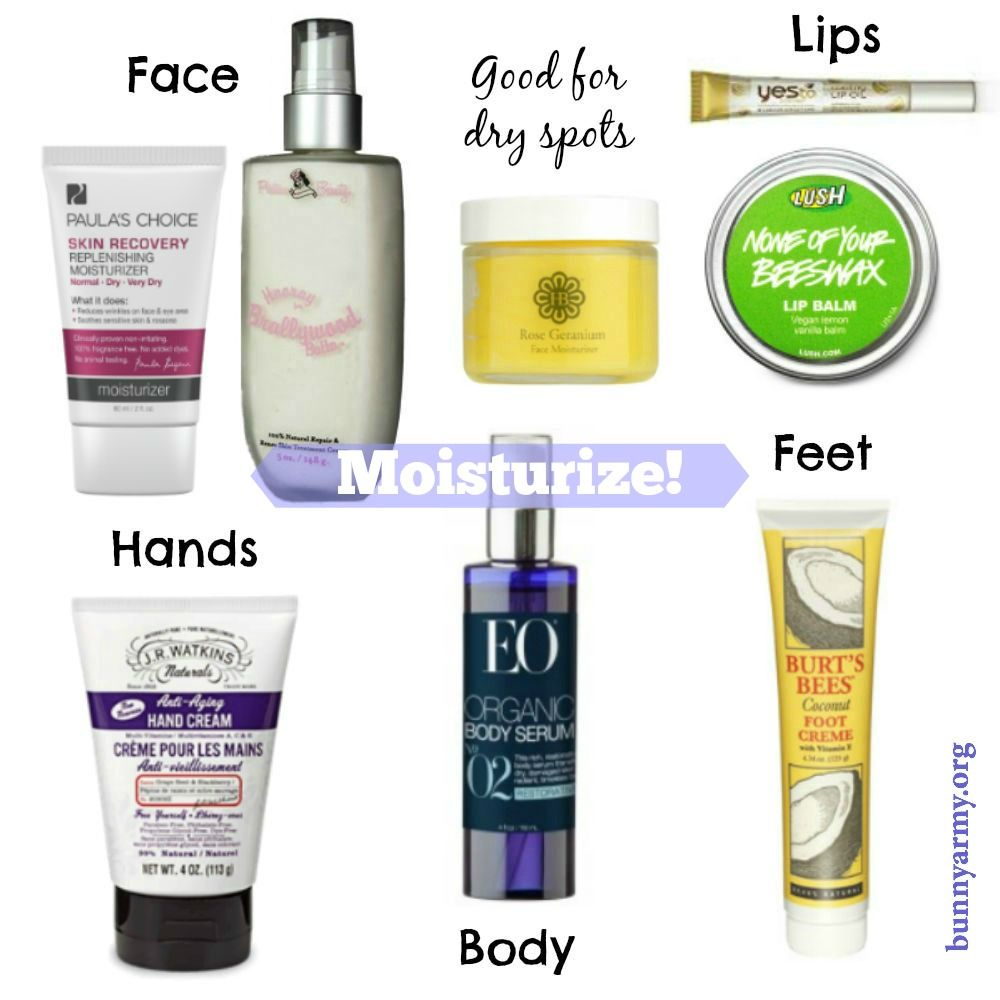 Cruelty Free Moisturizing Products Leaping Bunny