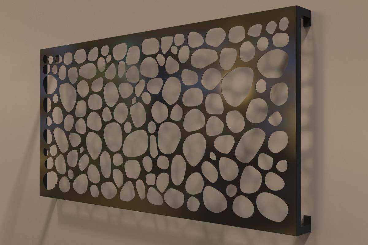 Privacy screens riverstone design privacy screens for Decorative privacy screen