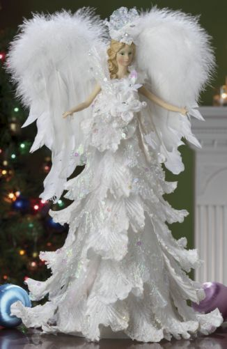 angel tree topper a christmas story pinterest christmas christmas angels and tree toppers - A Christmas Angel