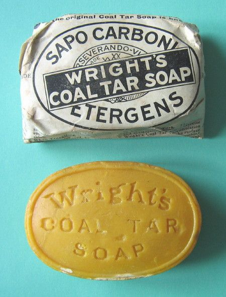Image result for wright's coal tar soap 1950s