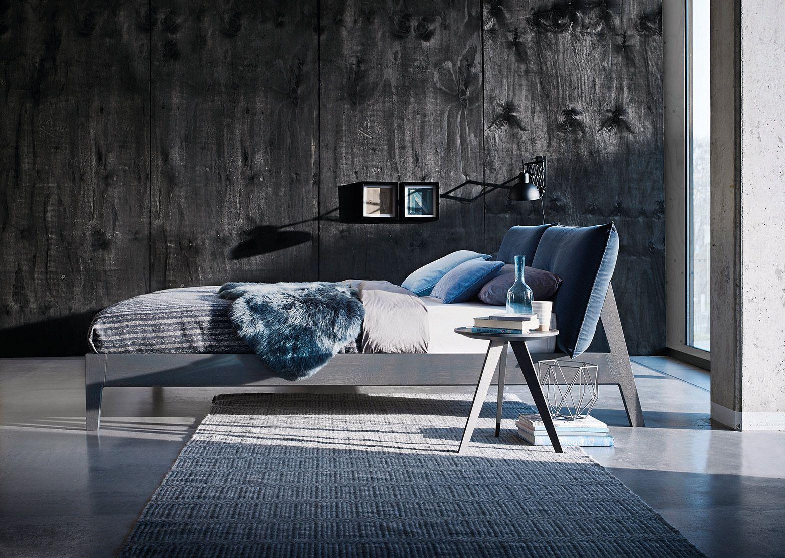 bett alva von m ller design betten auer schlafstudio im raum rosenheim das werkhaus. Black Bedroom Furniture Sets. Home Design Ideas