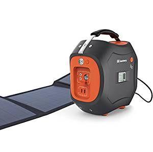 Amazon Com Jackery Powerpro 500wh 140 000 Mah Portable Solar Generator Rechargeable Power So Solar Power Energy Portable Solar Generator Solar Panel System