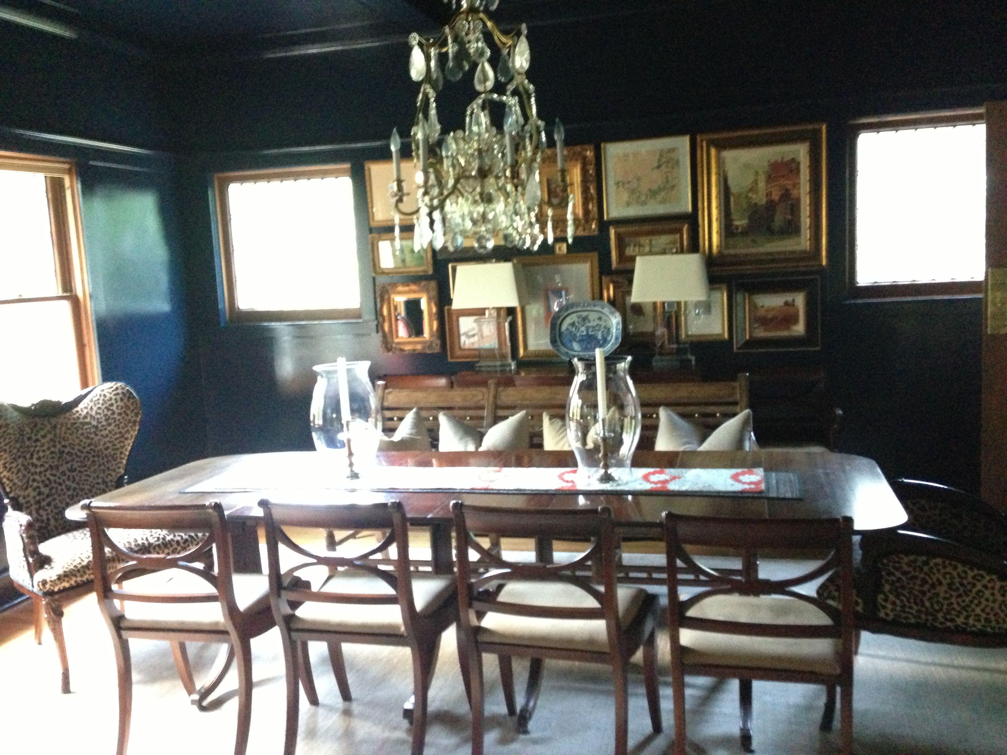 My Ralph Lauren inspired dining room | Dining Room | Pinterest ...