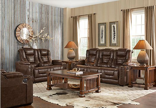 eric church highway to home chief brown 3 pc living room with dual rh pinterest com
