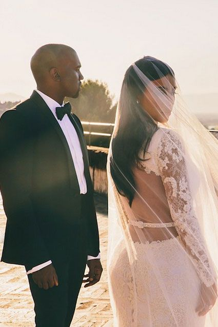 "Kim Kardashian and Kanye West said their ""I dos"" on May 24, 2014, and by Sept. 1, 2014, Kim was still sharing pics from their lavish wedding weekend! In promotion of the Keeping Up with the Kardashians season finale, the newlywed Instagrammed a stunning photo of her posed with her groom, writing: ""#LOVE #TONIGHT #FINALE."" From the high-fashion digs to the A-list guests to the European jet-setting, this was a wedding fit for a Hollywood power couple! Click the pics to go inside Kimye's…"