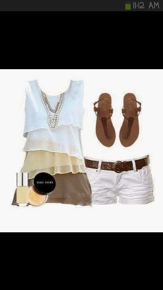 Cute outfit to wear on a casual day