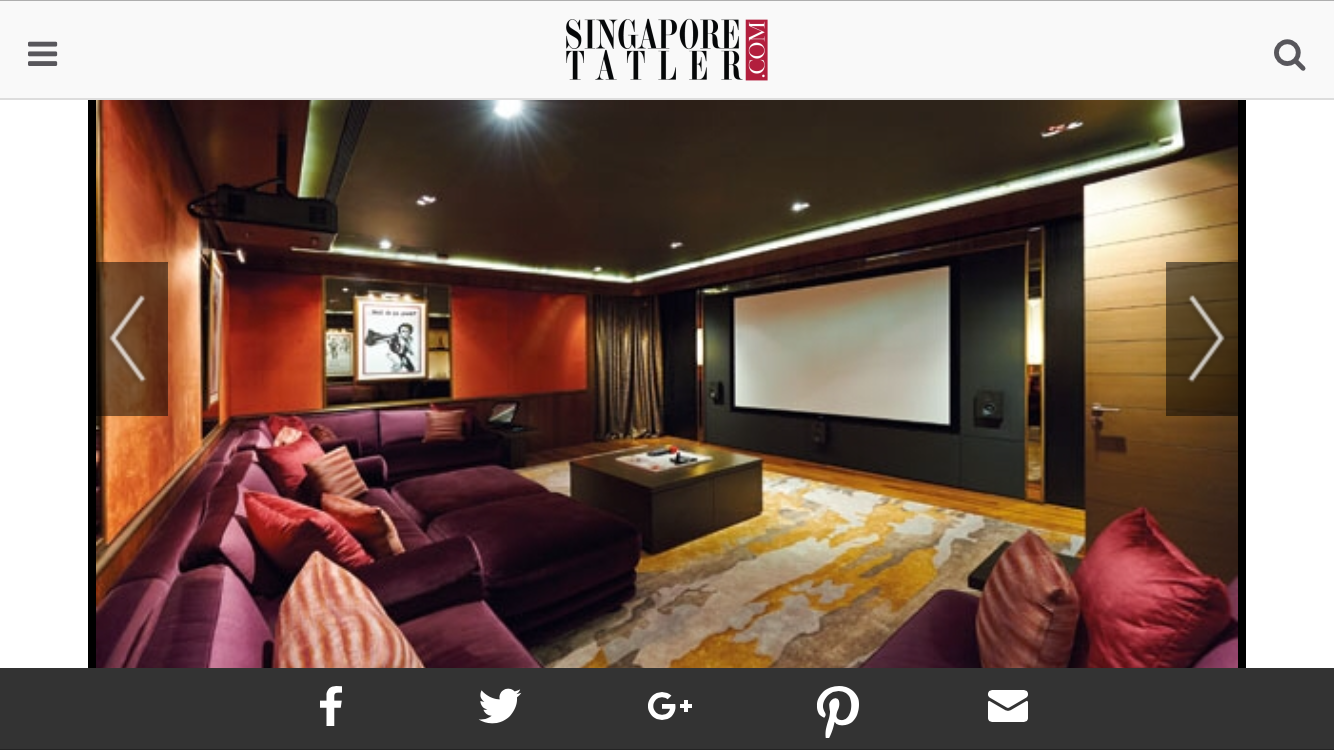 Pin by Voon Zhi on Home cinema room ok | Pinterest | Cinema room and ...