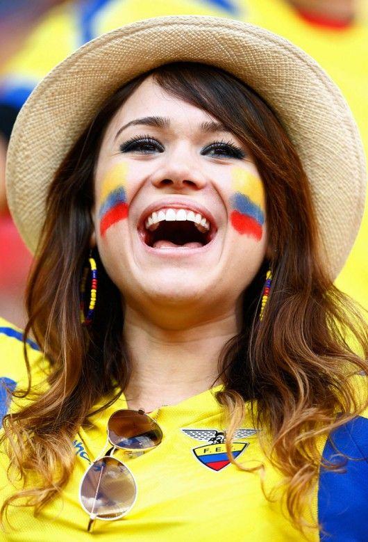 Hot ecuadorian girls