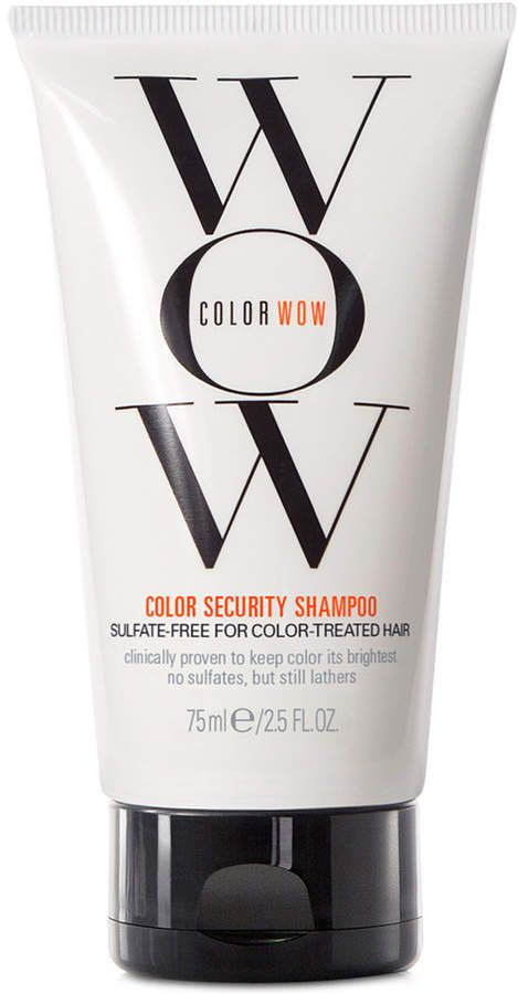 Color Wow Color Security Shampoo 2 5 Oz From Purebeauty Salon