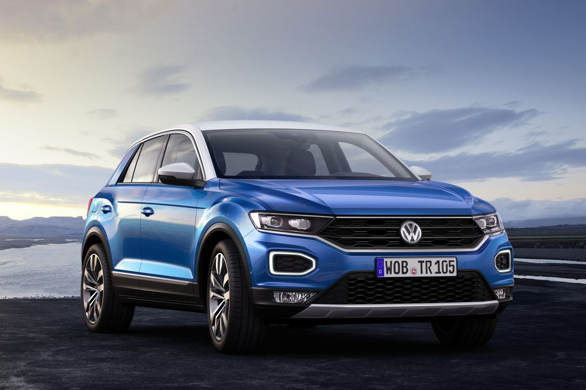 Vw t roc coming to europe and us to challenge the nissan juke coches pinterest