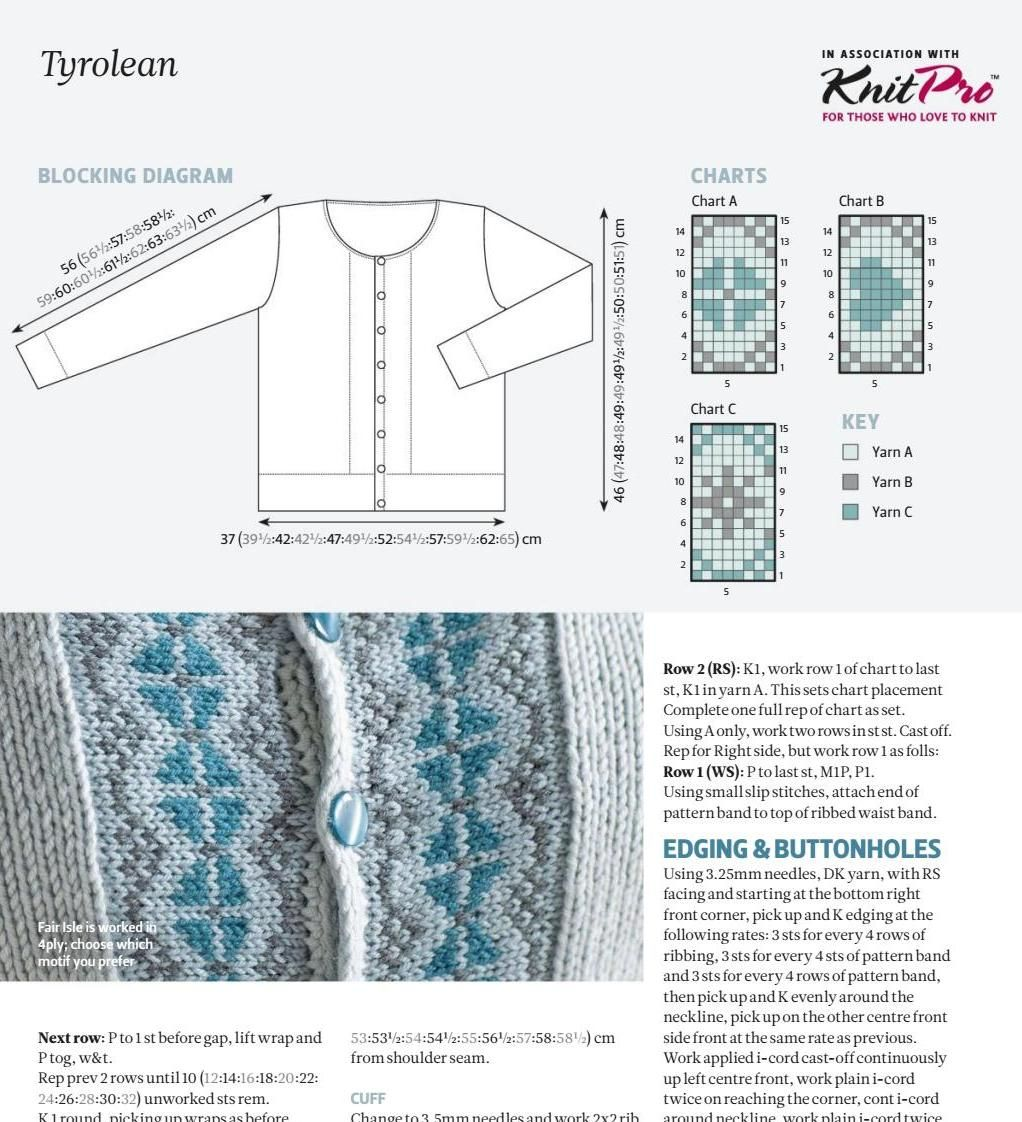 #ClippedOnIssuu from The knitter issue 100 2016