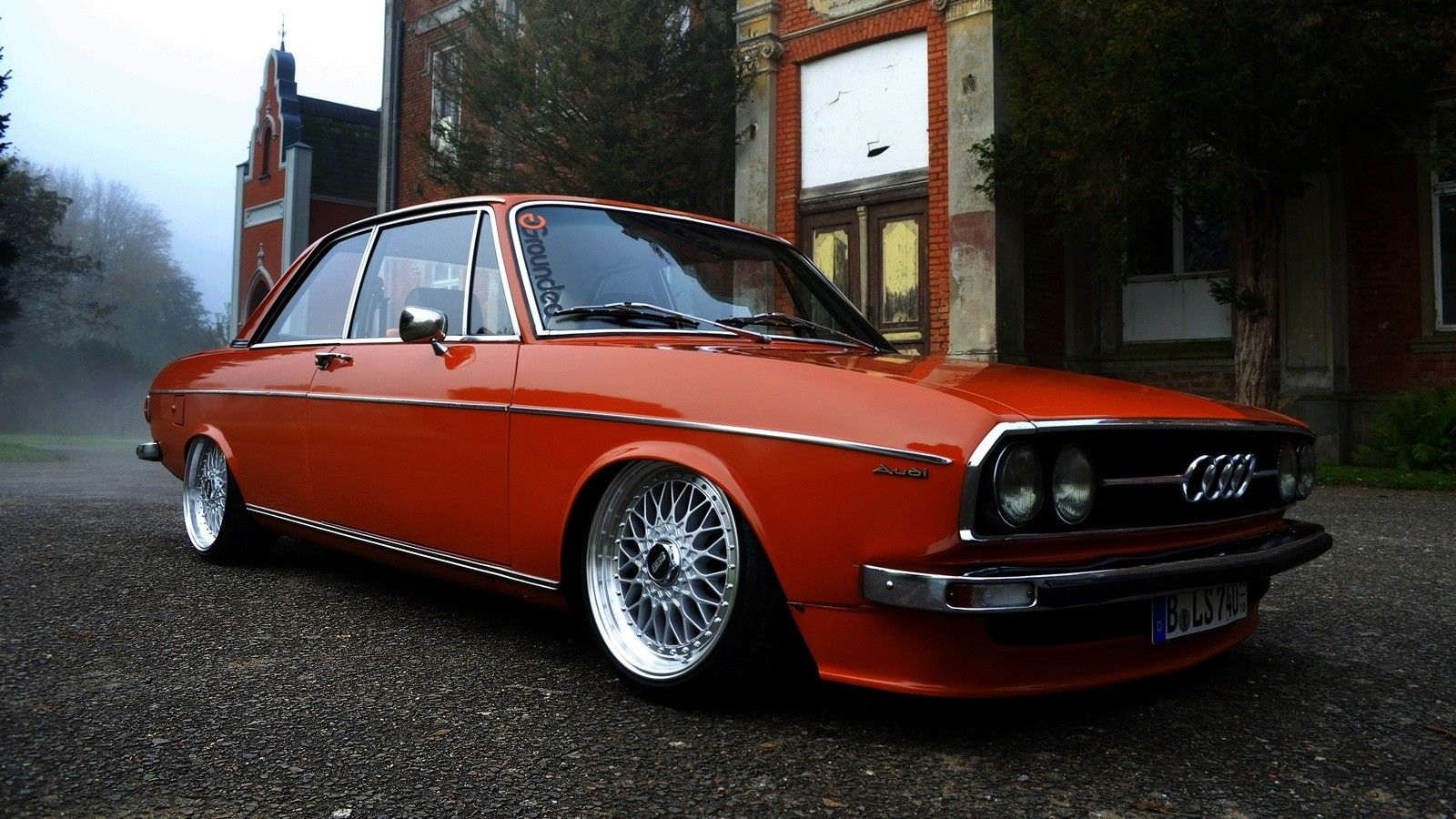 80-audi-b1-classic-classic-car-slammed.jpg (1600×900)   CARology ...