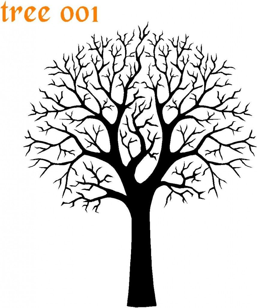 Trees Stencils Printables Free http://www.pic2fly.com/Tree ...