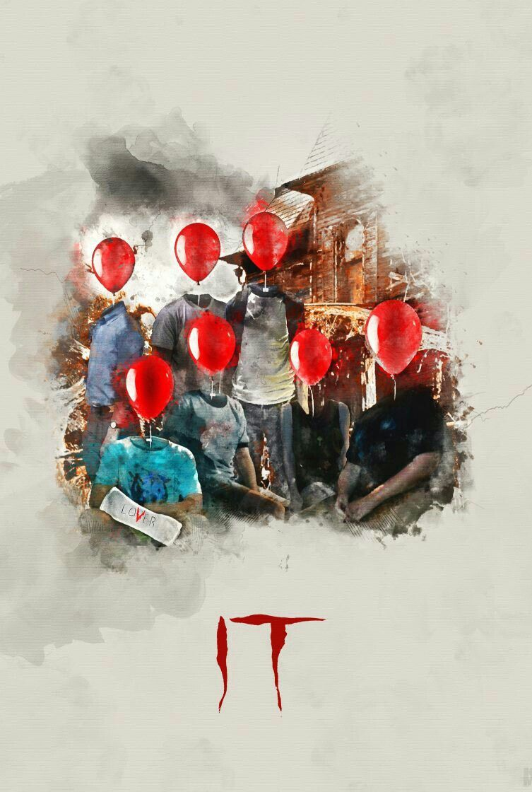 It The Losers Club Stephen King Movies Pennywise The Dancing Clown Pennywise The Clown