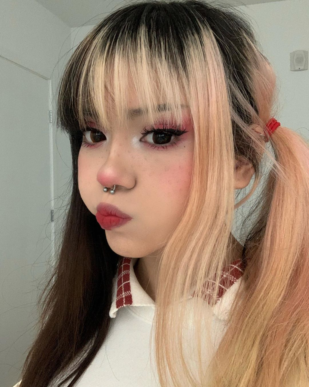 Lina On Instagram More Pigtail Photos I Guess D In 2020 Hair Inspo Color Aesthetic Hair Grunge Hair