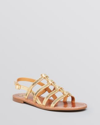 discount great deals clearance view Tory Burch Reggie Metallic Gladiator Sandals for sale cheap price from china oYZgR
