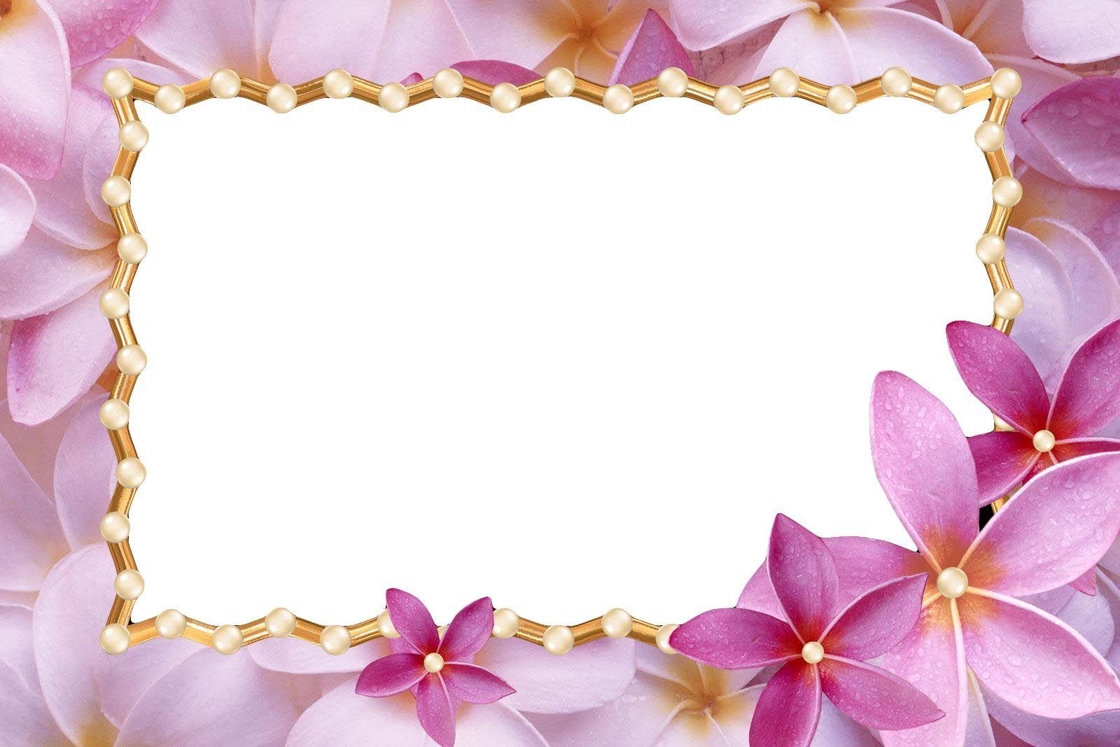 Pin by RT Digital Media Marketing on Frames | Flower frame