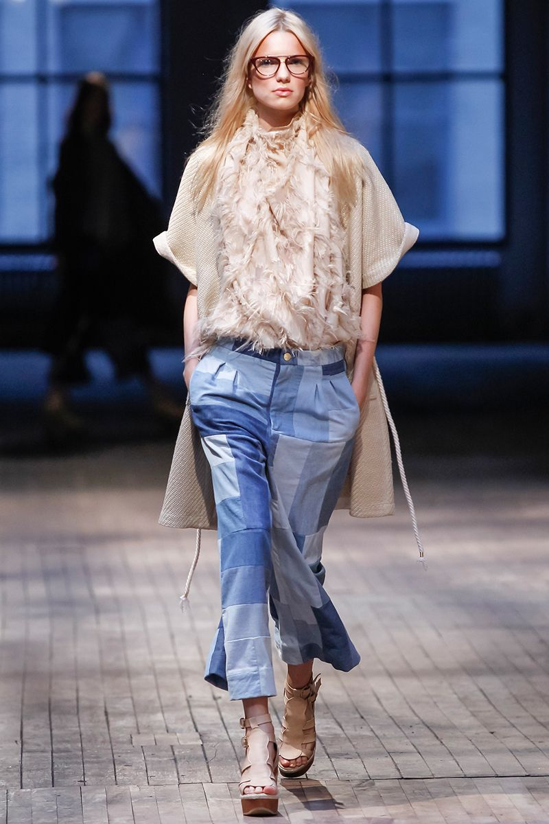 New York Fashion Week Says Relax - Man Repeller